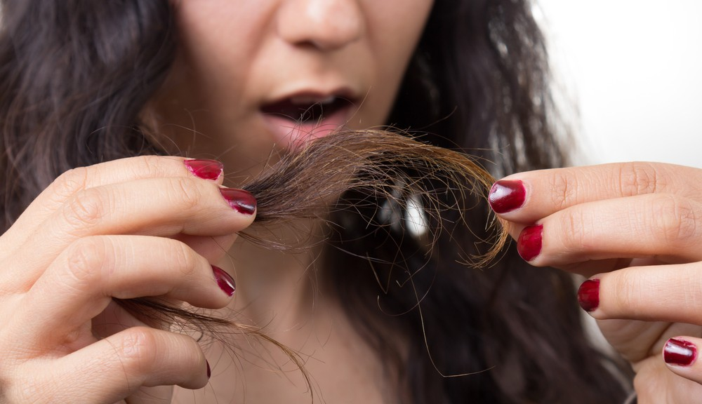 5 Healthy Hair Tips for Damaged Hair